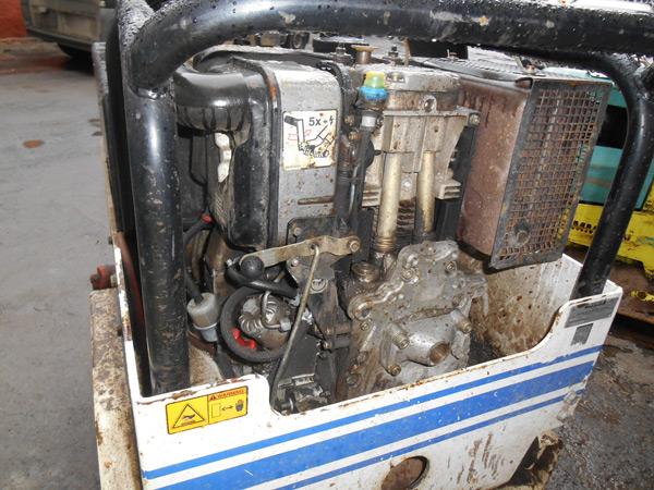 Какие двигатели подходят для замены на Т3 1985 дизель